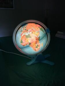 Fisher price light up globe
