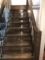 SOLID OAK STAIRS INSTALLED FROM 99.00