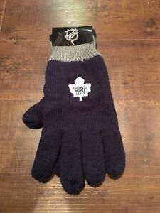 New Toronto Maple Leafs Gloves