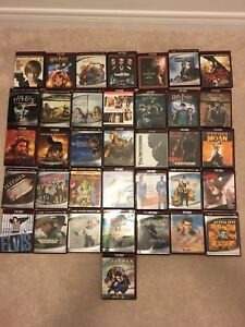 HD DVD movies for sale.
