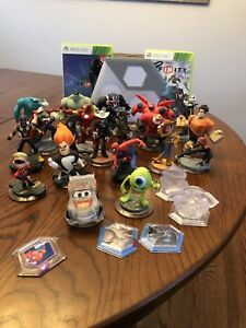 Disney Infinity AND Infinity 2.0 for XBox 360