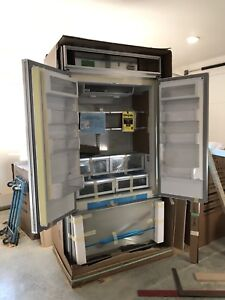 Brand New High End Built In Panel Ready Refrigerator