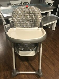 Graco High Chair; Excellent, Like New Condition