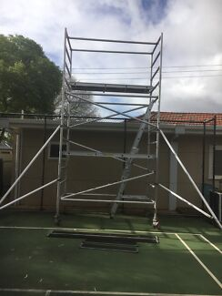 Scaffolding For Sale Miscellaneous Goods Gumtree