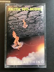 Faith No More - The Real Thing   Cassette