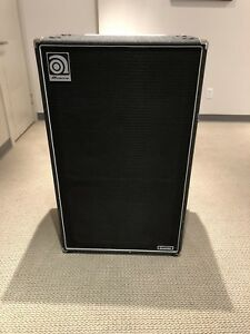 Ampeg 6x10 and Sunn Concert Bass Head