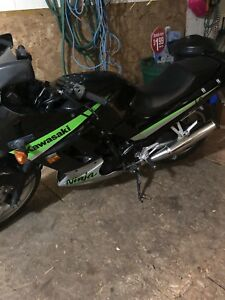 Ninja 250 excellent price low km