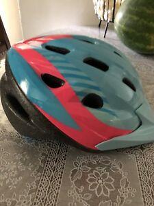 Girls helmet 8y  +