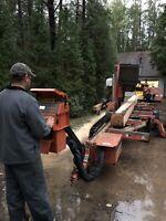 service de moulin a scie Woodmizer LT 50