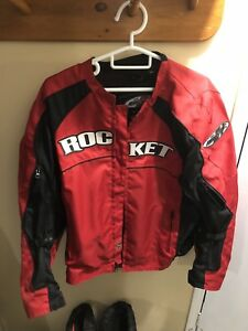 Joe Rocket Textile Motorcycle Jacket XL