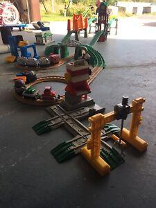 Train Geo Trax