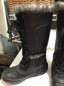 Sorel Boots Cate the Great Rare No longer made Size 7