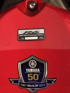 Yamaha R6 Special Edition