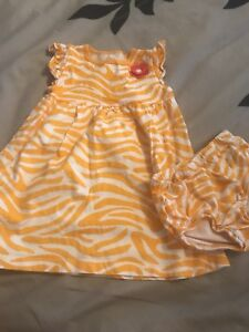 Carters toddler dress size; 24 months