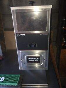 Bunn Commercial coffee grinder