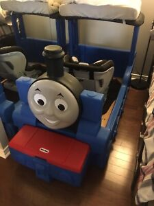Thomas the train Child bed