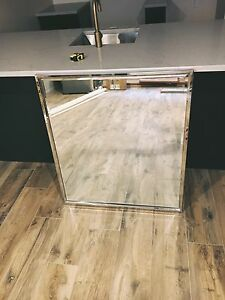 Beautiful wall or vanity mirror - brand new!