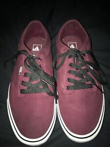 590309677461 Vans Atwood Shoes