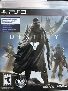 Destiny PS3 Game