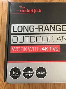 FREE TV: HD TV Antenna (indoor or outdoor-60 Mile Range )