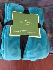 BRAND NEW KATE SPADE BLANKETS KING SIZE