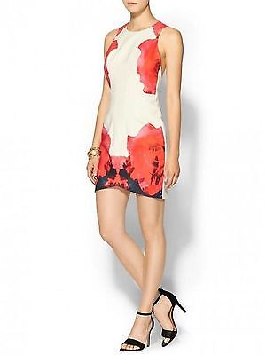 KEEPSAKE THE LABEL ROSE CLUSTER PRINT SWEET LIFE DRESS r8105 $170.00 NWT (The Sweet Life Apparel)