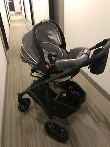 Graco snugride 35 infant Carseat basuppababy