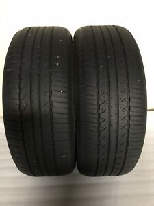 Two 245 55 R19 Allseason Toyo A20 Open Country - Lots of Tread