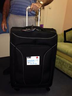 new light weight suitcase