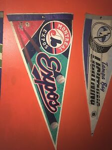 Vintage Montreal expo banner