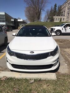 Kia optima ex tech 2016