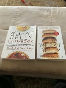 Wheat Belly - book and cookbook