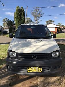 Toyota townace automatic 2002 Blacktown Blacktown Area Preview