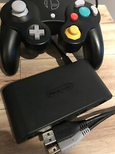 Nintendo GameCube Adapter for Switch/Wii U + Controller