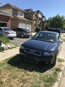 2005 Audi S4 6 Speed Manual PART OUT