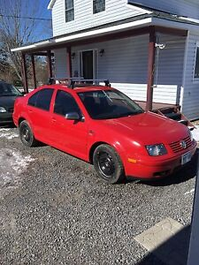 2001 VW Jetta for parts