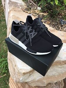 Adidas NMD Black & Beige Surfers Paradise Gold Coast City Preview