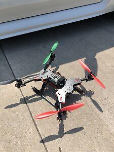 Hobby grade drones DJI naza