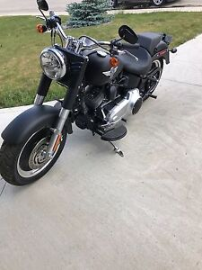 2011 Harley Davidson Fat Boy - Low Km's!!!!