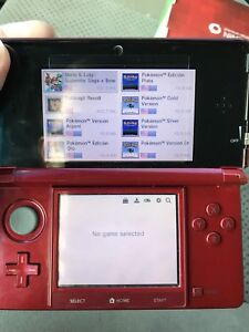 3ds for sale Modded!!!