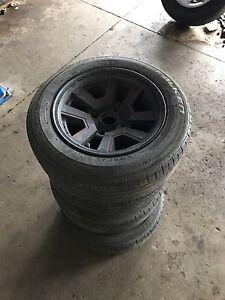 Toyota Corolla ae86 wheels