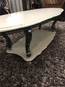 Marble coffee table for sale, can deliver
