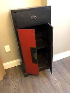Decorative storage cabinet