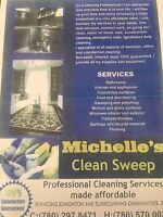 Michelle's Clean Sweep