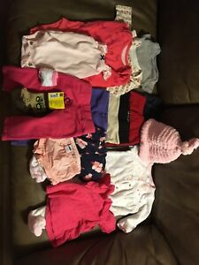 NB-3 month clothing