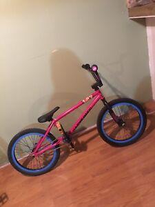 Custom made BMX bike