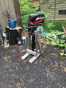 5 hp Mercury outboard motor. REDUCED NEED GONE