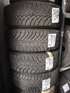 245/65/17 Goodyear ultra grip ice winter tires for sale