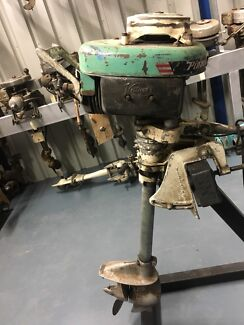 Wanted: Old Outboards wanted