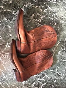 Cowboy Boots for sale - worn once - 11E size